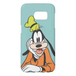 Case-Mate Barely There Samsung Galaxy S7 Case with Classic Cartoon Goofy design