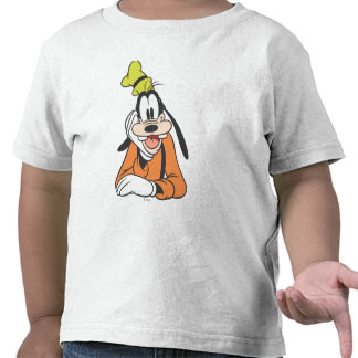 Goofy Hand on Chin T Shirts