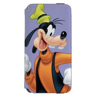 Goofy | Hand on Hip iPhone 6/6s Wallet Case