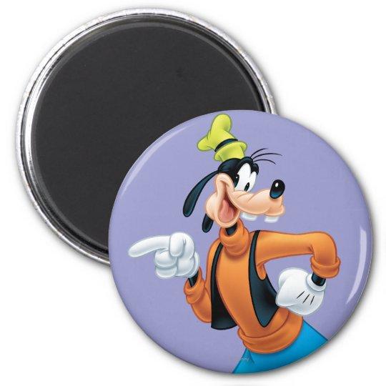 Goofy | Hand on Hip Magnet