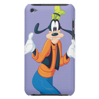 Goofy   Hands Out Barely There iPod Case