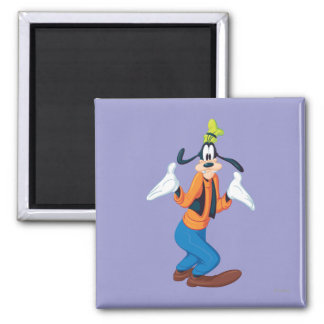 Goofy | Hands Out Magnet