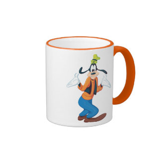 Goofy | Hands Out Ringer Mug