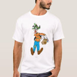 Goofy in Scarecrow Costume T-Shirt
