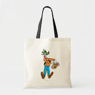 Goofy in Scarecrow Costume Tote Bag