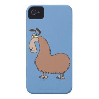 goofy llama cartoon iPhone 4 covers