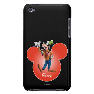Goofy   Mickey Head Icon Barely There iPod Cover