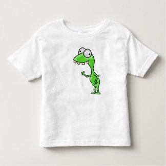 Goofy Monster Toddler T-shirt