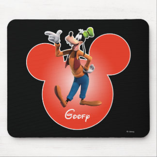 Goofy Mouse Pad