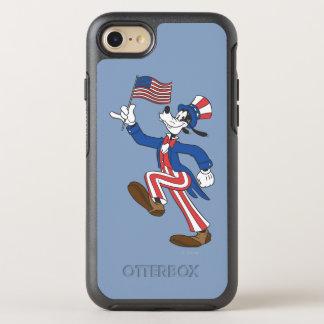 Goofy | Patriotic OtterBox Symmetry iPhone 7 Case