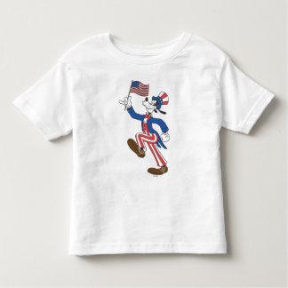 Goofy   Patriotic Toddler T-shirt