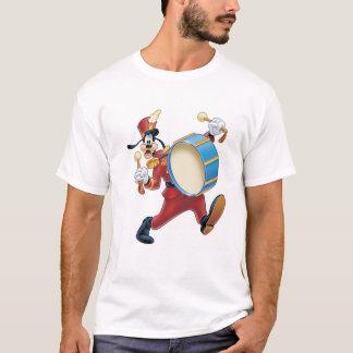 Goofy Playing a Drum T-Shirt