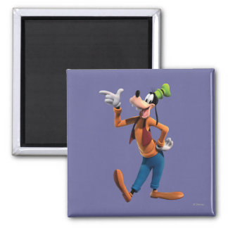 Goofy | Pointing Magnet