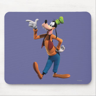 Goofy Pointing Mouse Pad