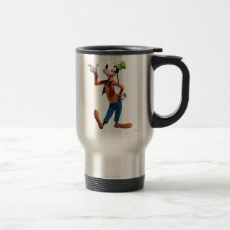 Goofy | Pointing Travel Mug