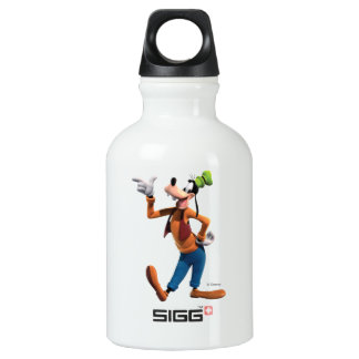 Goofy | Pointing Water Bottle
