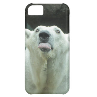 Goofy Polar bear Case-Mate iPhone 5 Barely There U