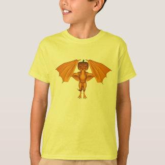 Goofy Pumpkin Dragon T-Shirt