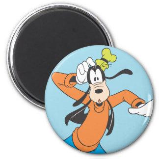 Goofy | Scratching Head Magnet