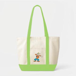 Goofy Scratching Head Tote Bag