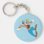 Goofy Slipping Keychains