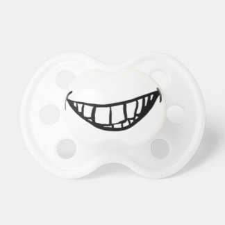 Goofy Smile Pacifier