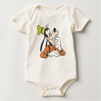 Goofy | Thinking Baby Bodysuit