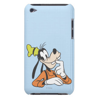 Goofy   Thinking iPod Touch Case