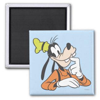 Goofy | Thinking Magnet