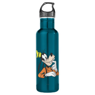 Goofy | Thinking Stainless Steel Water Bottle