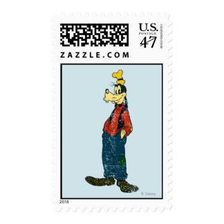 Goofy | Vintage Postage
