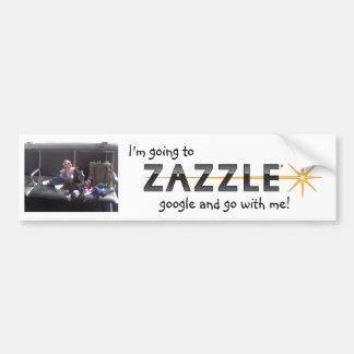 Google and Go BS Bumper Sticker