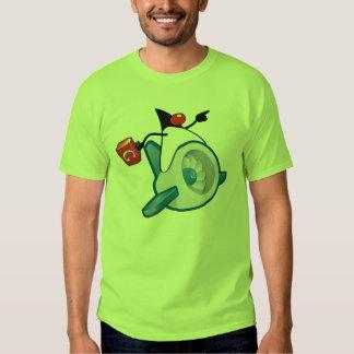 Google App Engine with Java T Shirt