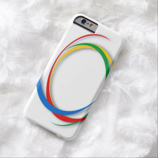 Google colors barely there iPhone 6 case