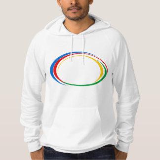 Google colors hoodie