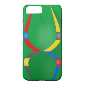 Google colors iPhone 7 plus case
