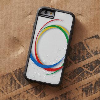 Google colors tough xtreme iPhone 6 case