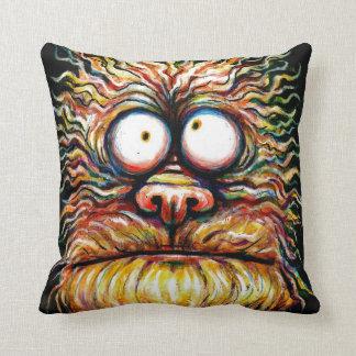 Google Eyed Monster Pillow