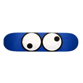 GOOGLE EYES ® Monster Trucker Skateboard