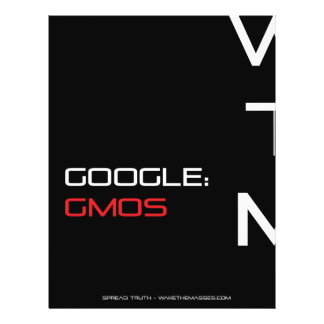 Google GMOS awareness flyer