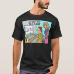 Google Parody Cartoon T-Shirt