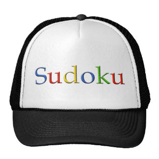 Google Sudoku Hat