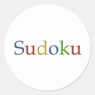 Google Sudoku Sticker