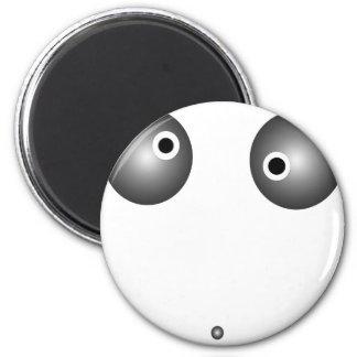 googly 2 inch round magnet