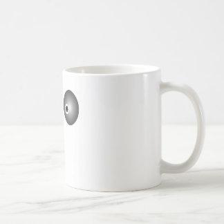 googly coffee mug