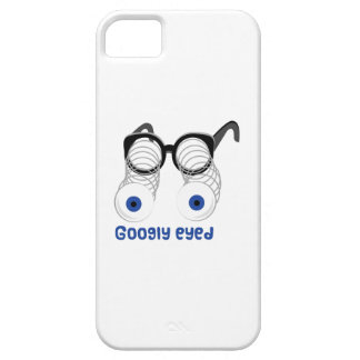 Googly Eyed iPhone 5 Case