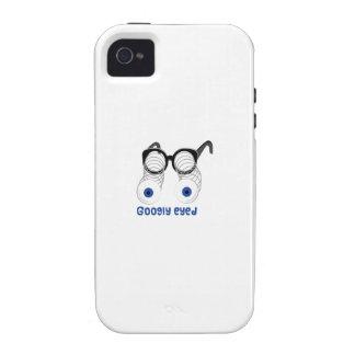 Googly Eyed Vibe iPhone 4 Case
