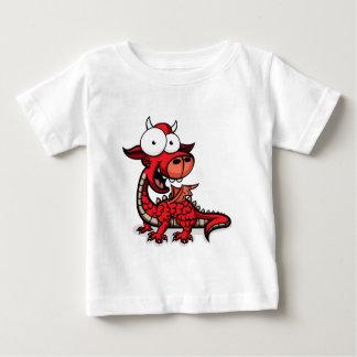 Googly_Eyed_DRAGON Baby T-Shirt