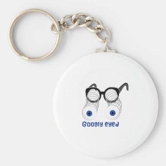 Googly Eyed Keychains