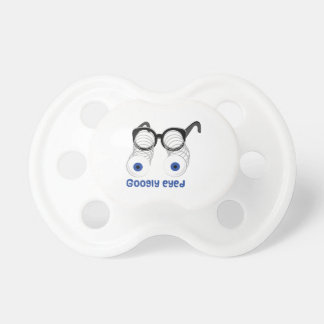 Googly Eyed Baby Pacifier